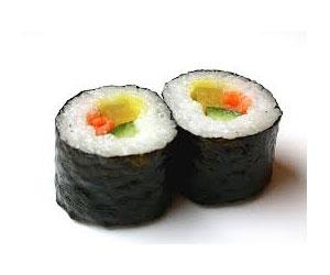 Суши – естественный антиоксидант и инъекция от онкологических заболеваний