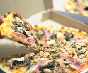 Шведская пицца на вынос