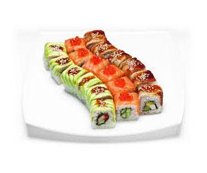 Суши – блюдо, которое позволяет сделать кожу, ногти, волосы красивее