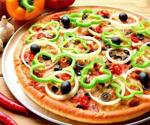 Готовим самую вкусную пиццу с морепродуктами!